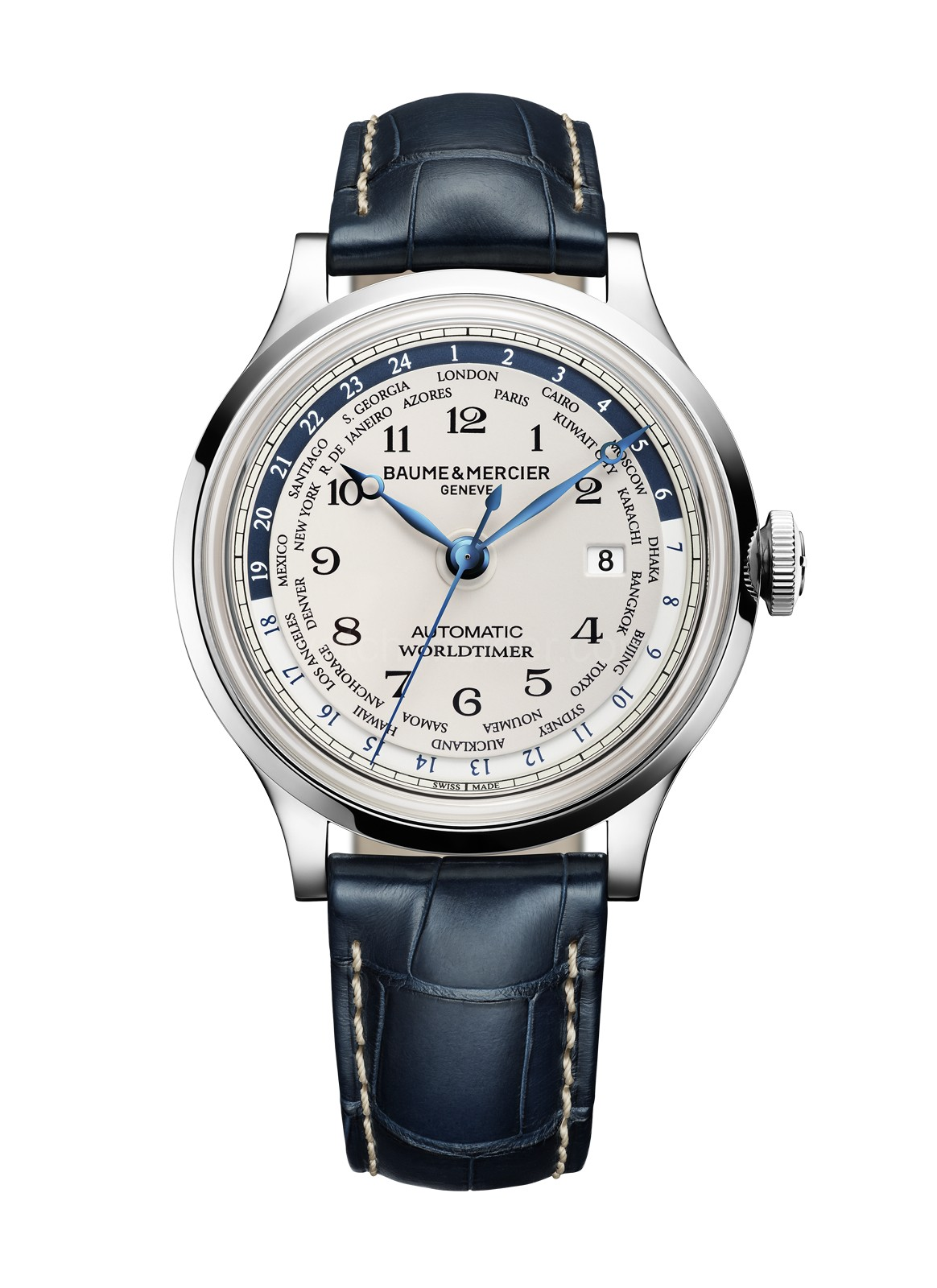 CAPELAND - 10106, Watches, Baume & Mercier - Ora by D'Amore Jewelers