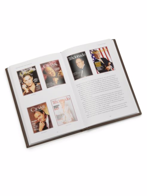 Cigar Companion Book, Home, Graphic Image - Ora by D'Amore Jewelers