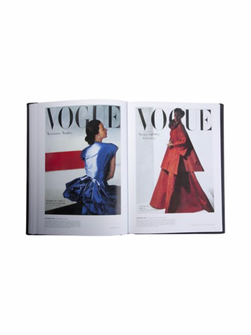 Personalized Vogue Covers Book - Graphic Image -  Home - Ora by D'Amore Jewelers - 3