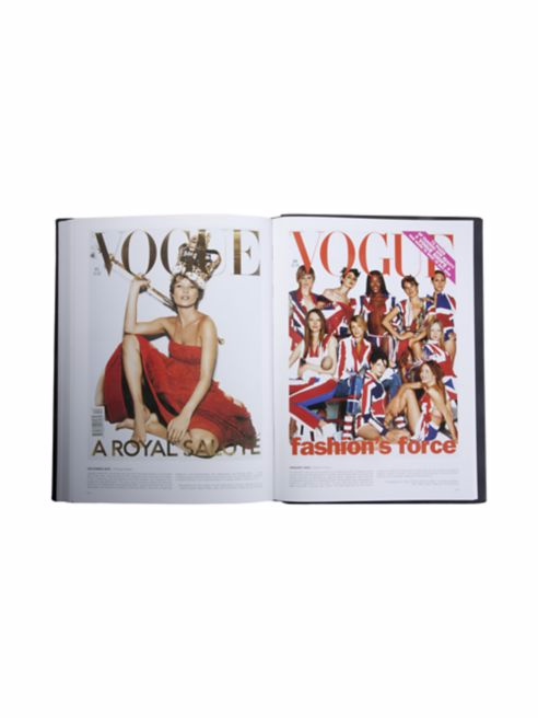 Personalized Vogue Covers Book - Graphic Image -  Home - Ora by D'Amore Jewelers - 4