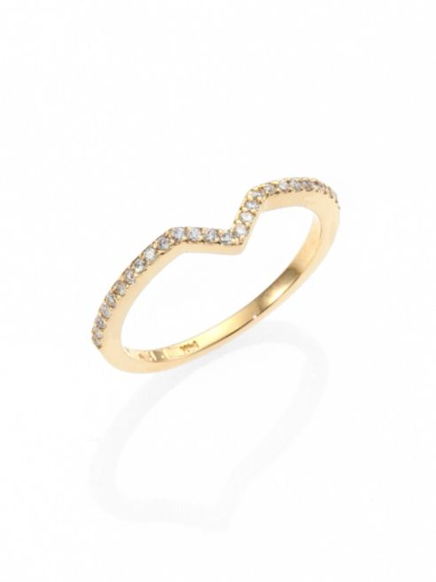PHYNE Elisabeth Ring - Yellow Gold - Paige Novick -  Ring - Ora by D'Amore Jewelers - 1