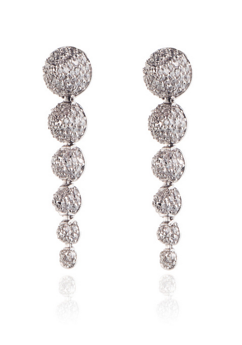 Graduated  Cone Drop Earring, Earring, Eddie Borgo - Ora by D'Amore Jewelers