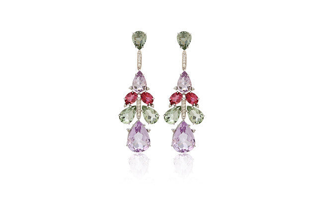 Favos Earrings - Vianna -  Earring - Ora by D'Amore Jewelers