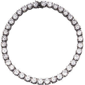 Classique Crystal Necklace, Necklace, Fallon - Ora by D'Amore Jewelers
