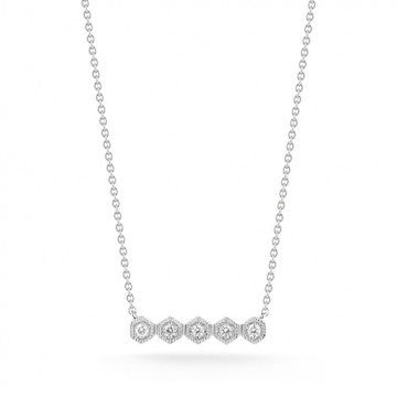 Jennifer Yamina Bar Necklace