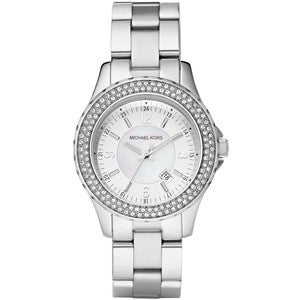 Michael Kors Mini Madison Stainless Steel Bracelet - michael kors -  Watches - Ora by D'Amore Jewelers