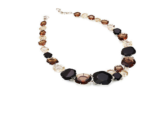 Pietra Necklace - Vianna -  Necklace - Ora by D'Amore Jewelers