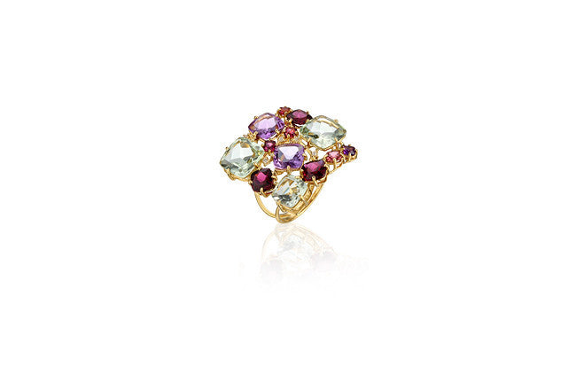 Tableau Ring - Vianna -  Ring - Ora by D'Amore Jewelers - 2