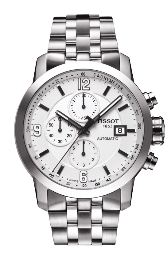 TISSOT PRC 200 AUTOMATIC CHRONOGRAPH GENT - Tissot -  Watches - Ora by D'Amore Jewelers