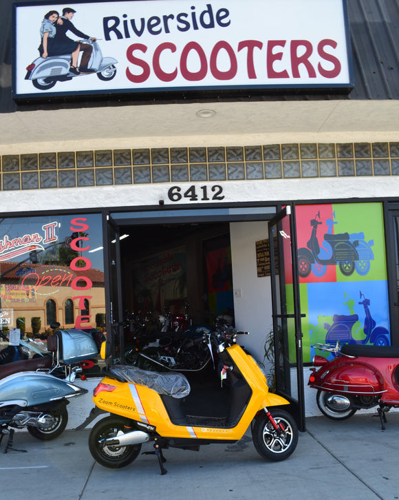 Zoom E Scooter
