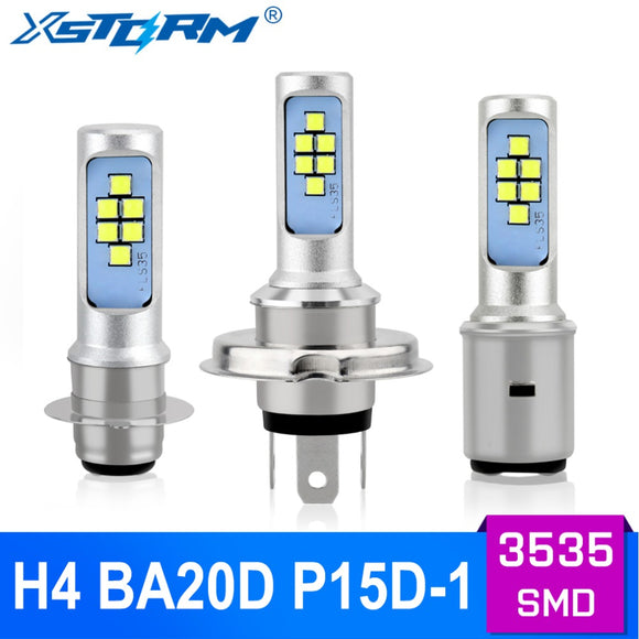 Led Motorcycle Led Headlight Bulbs