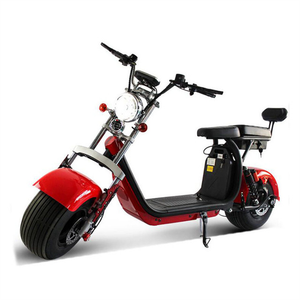 Electric Motorcycle 2000W Electric Bike 18inch Fat Tire Electric Scooter