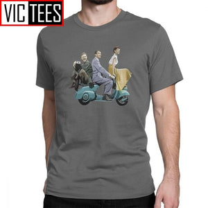 Roman Holiday Men T Shirts
