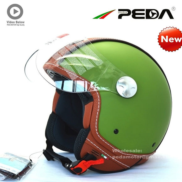 PEDA  DOT Scooter helmet