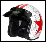 Jet Helmet Open Face