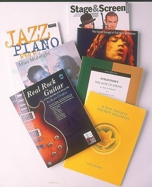 Searching for Sheet Music