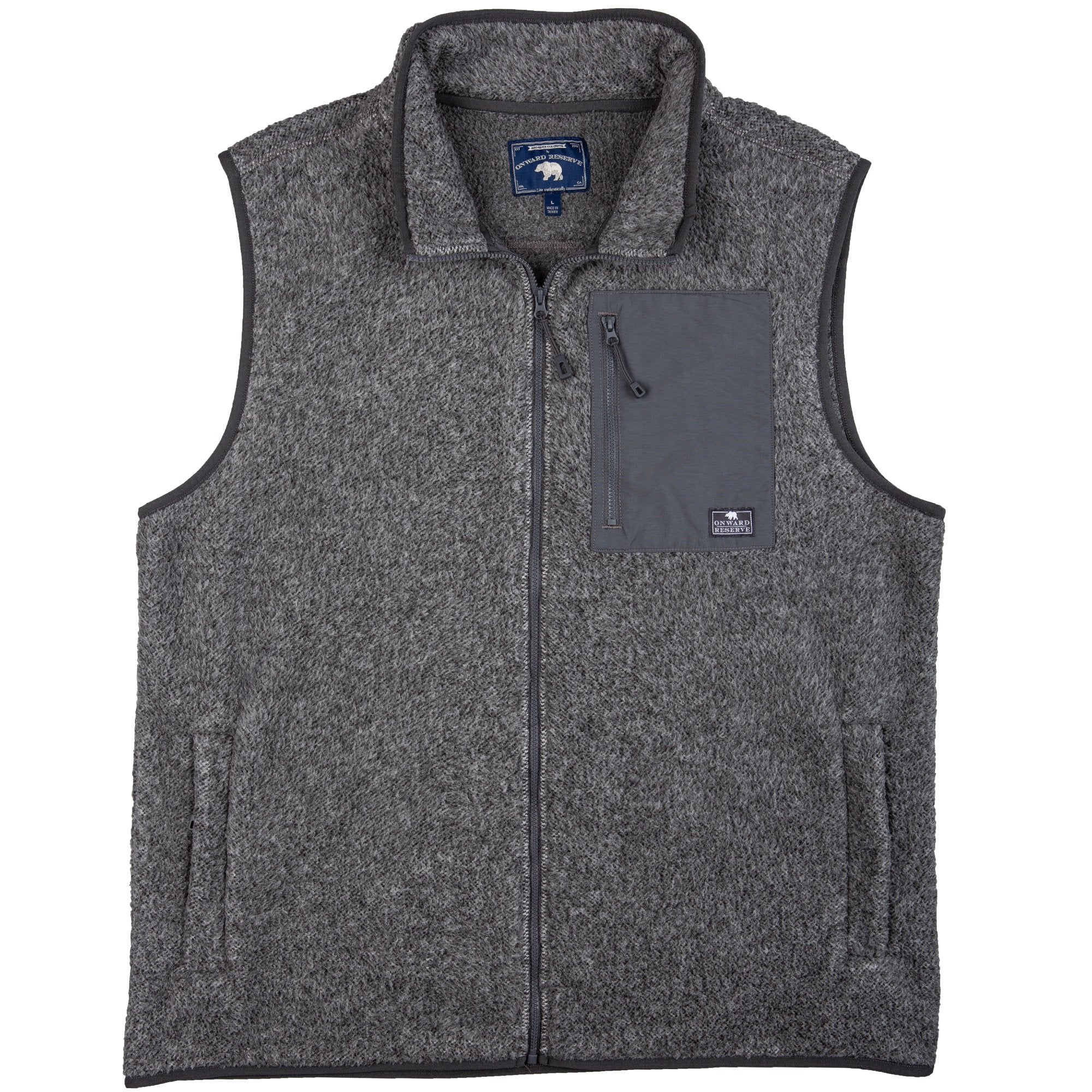 Onward Reserve Fleece Vest