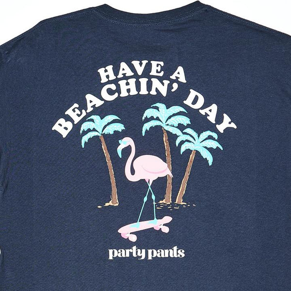 Party Pants Beachin' Day SS Tee
