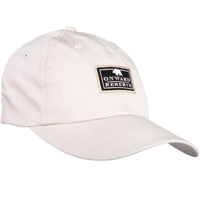 Stamp Logo Lightweight Cotton Hat