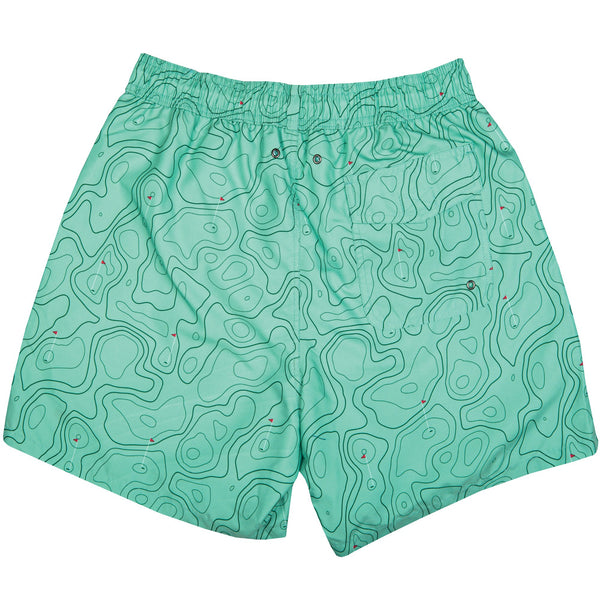Onward Reserve Topographic Golf Swim Trunks