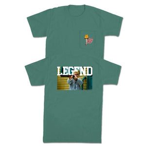 Old Row The Leg Lamp Pocket Tee