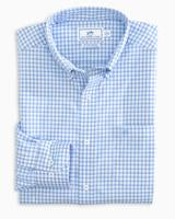 Binnicle Check Intercoastal Performance Sport Shirt