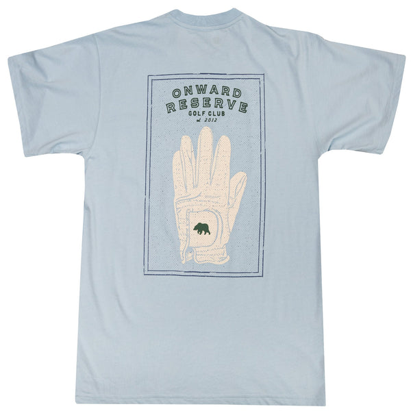 Onward Reserve Framed Golf Glove SS Tee