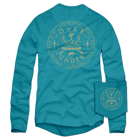 L/S Get Outside T-Shirt Outerbanks