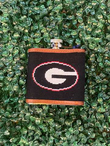 Smather's and Branson Black Ga. G Flask