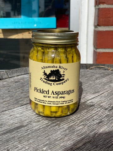 Altamaha River Company Pickled Asparagus