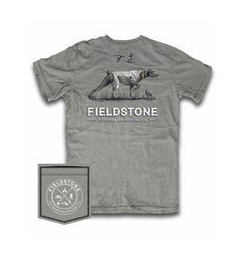 Field Stone Pointer SS Tee