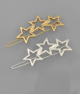 Star Hair Pin Set