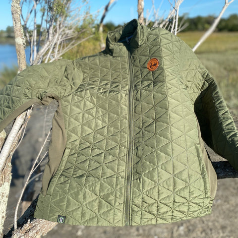 Altamaha River Company Performance Down Jacket