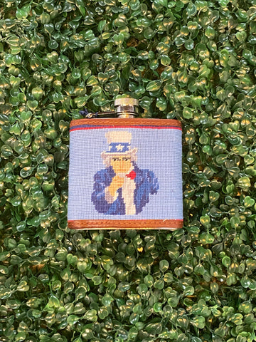 Smather's and Branson Uncle Sam Flask