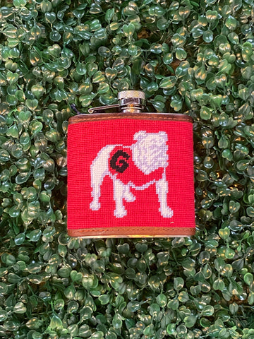 Smather's and Branson Red Ga. G Flask