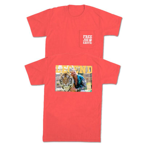 Justice For Joe Pocket Tee