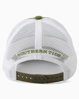 Kids Skipjack Embroidered Trucker Hat