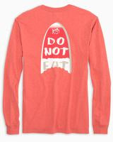 Southern Tide  Long Sleeve Do Not Eat T-Shirt