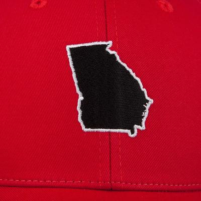Georgia State Trucker Hat