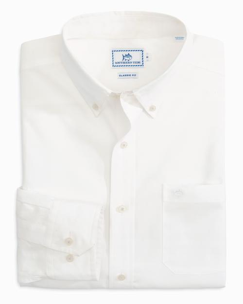 Southern Tide Sullivans Solid Button Down