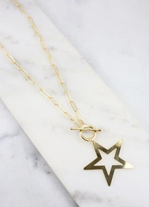 Starley Chain Necklace