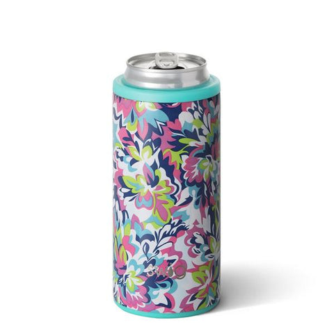 Swig 12oz Can Cooler Frilly Lilly
