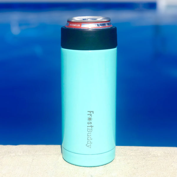 "Frost Buddy ""Slim Can"" koozie"