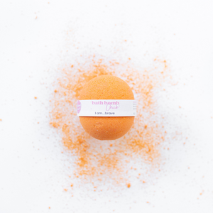 """I AM.....BRAVE"" Affirmation 
