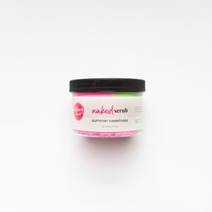 SUMMER SWEETNESS - Naked Scrub