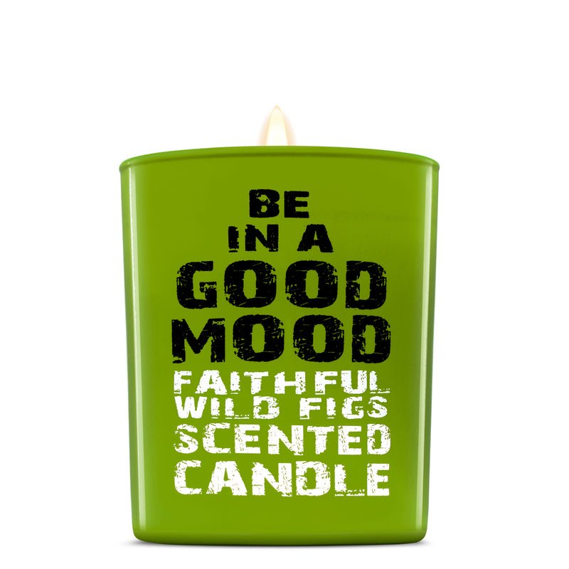 Be in a Good Mood Faithful Scented Candle