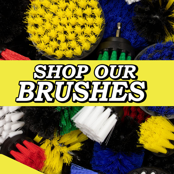 Brushes and brush kits