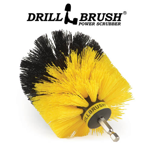 The first Drillbrush, The yellow orignal