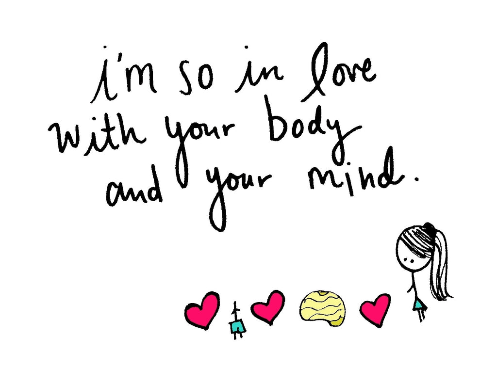 Im So In Love With Your Body & Your Mind