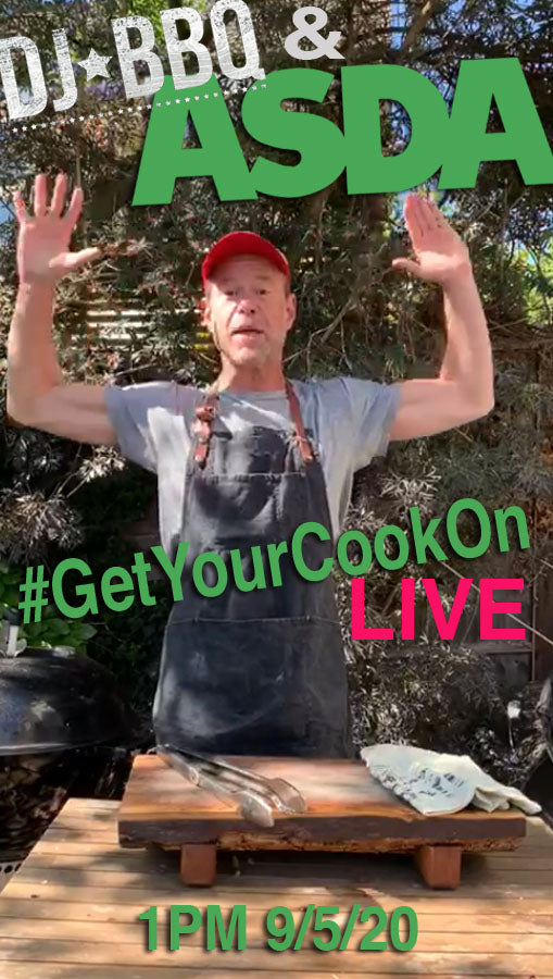 ASDA Live Get Your Cook On!!, Bring the TANG!🤘